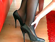 These sexy girls would love you to imagine them in your pants in the warmth as your sexy high heel juices begin to flow down their high stilettos